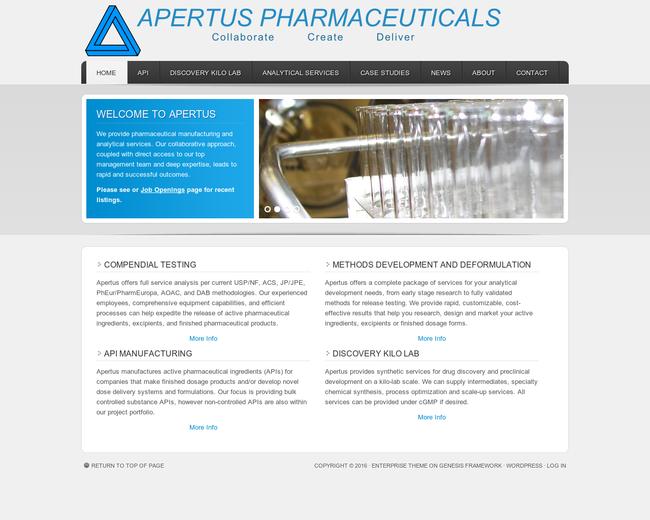 Apertus Pharmaceuticals