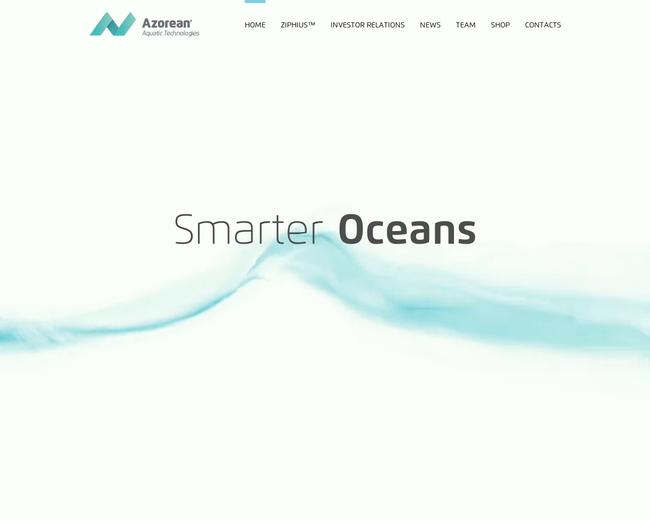 Azorean, Aquatic Technologies