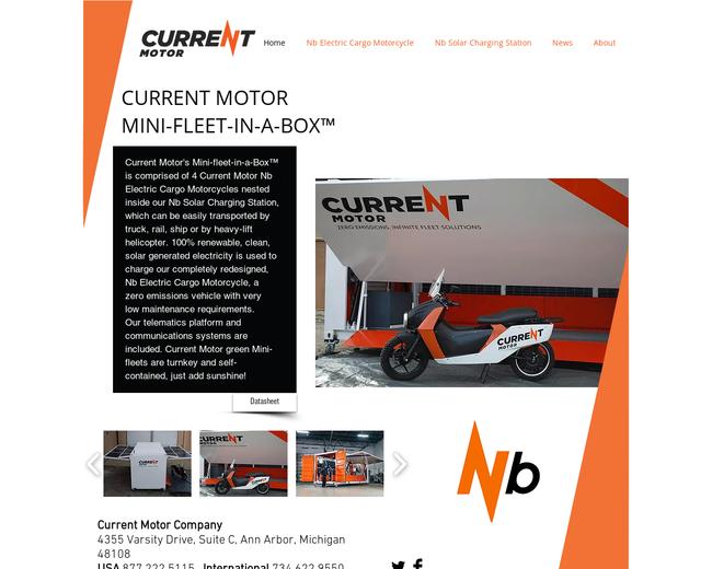 Current Motor Company