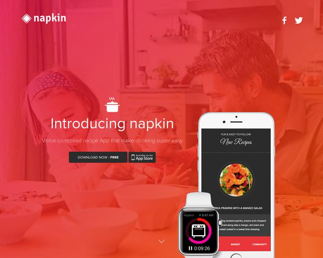 Napkin Recipes
