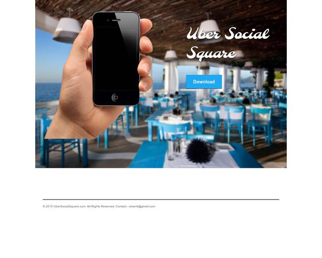 Uber Social Square