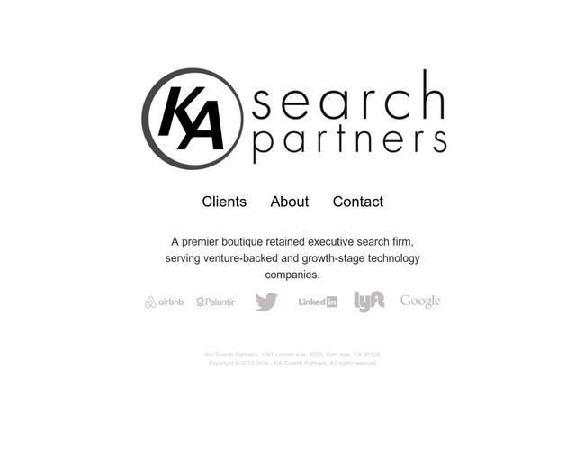 KA Search Partners