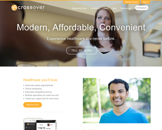 Crossover Health Management Services