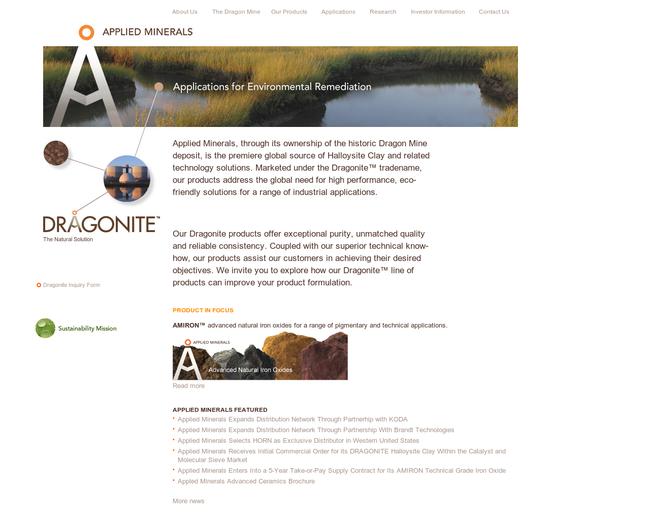 Applied Minerals