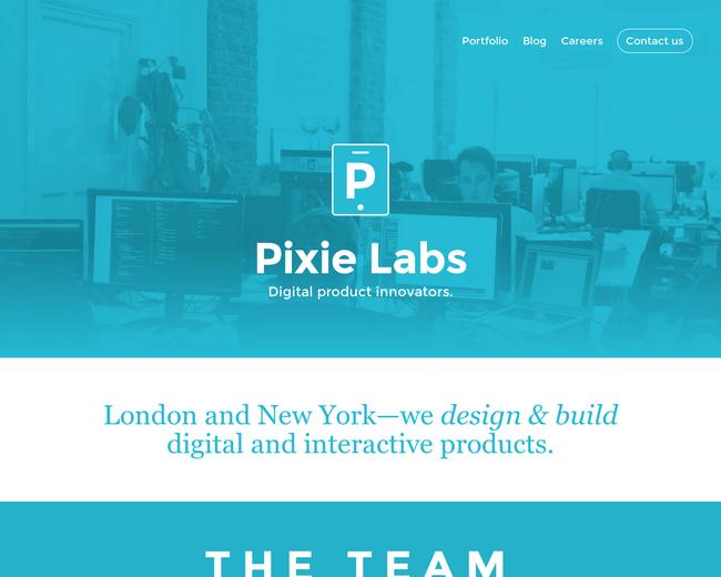 Pixie Labs