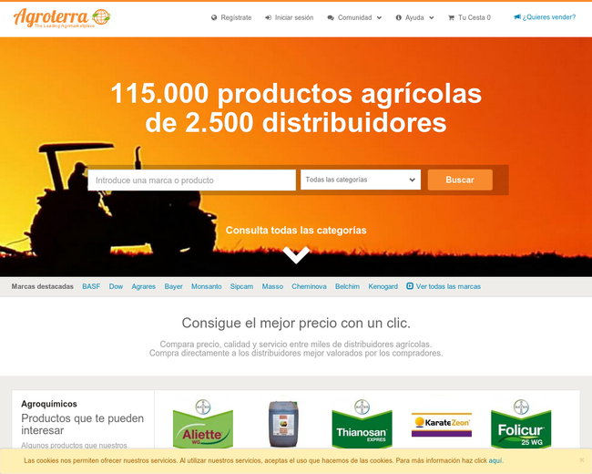 Agroterra Tecnologias Agrarias