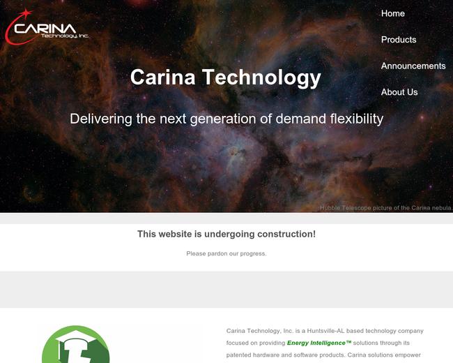 Carina Technology