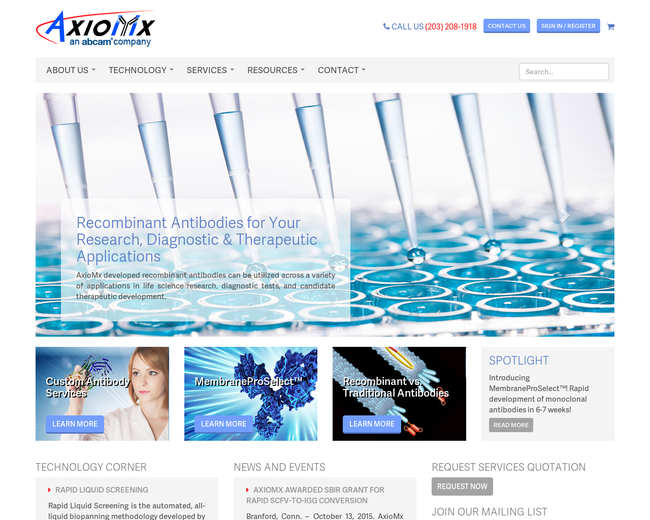 AxioMx