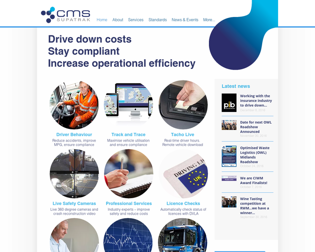 CMS Global Technologies