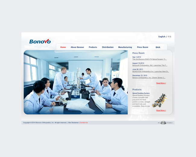 Bonovo Orthopedics