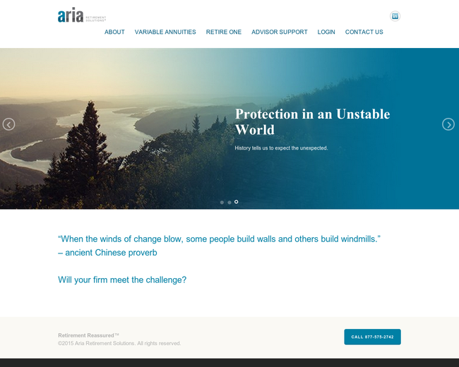 Aria Retirement Solutions