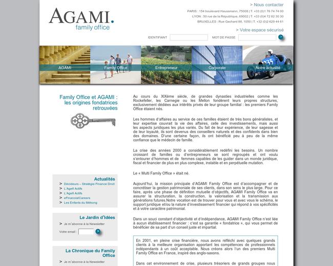 agámi Systems