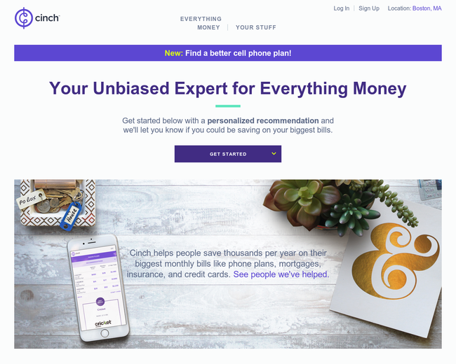 Cinch Financial