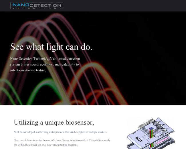 NanoDetection Technology