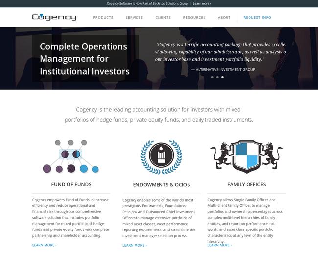Cogency Software