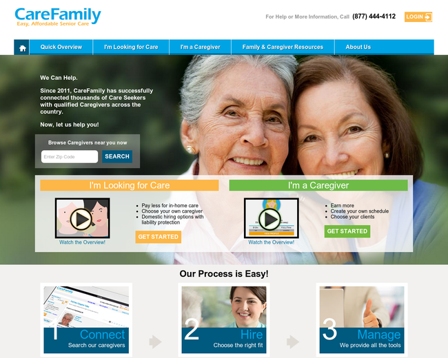 CareFamily.com