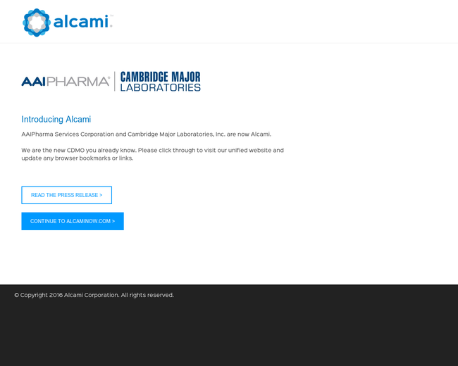 AAIPharma Services