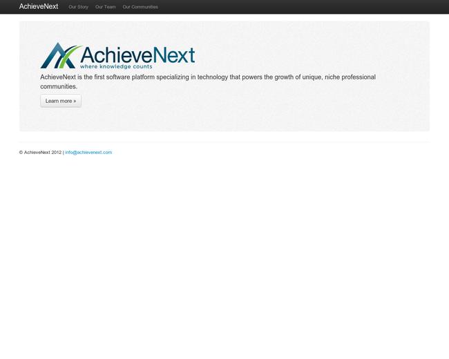 Achieve X