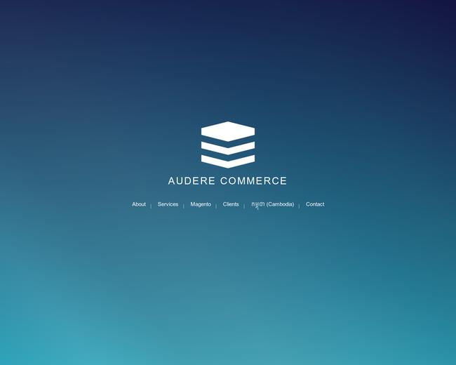 Audere Commerce