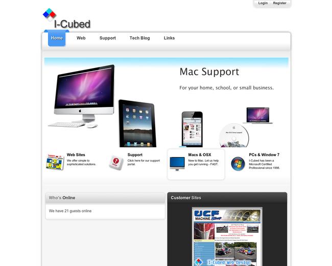 I-Cubed Web Design