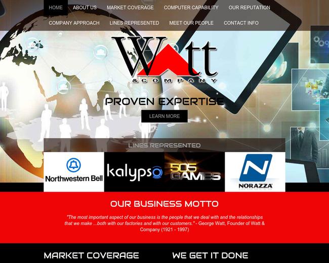 Watt & Company