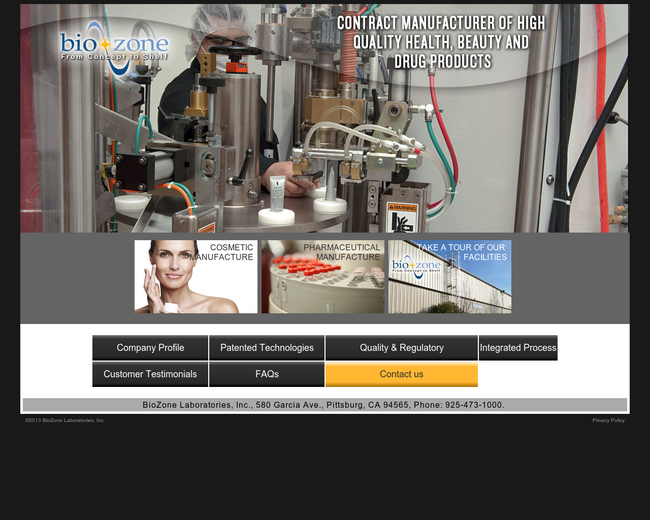 Biozone Pharmaceuticals