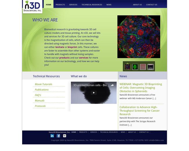 Nano3D Biosciences