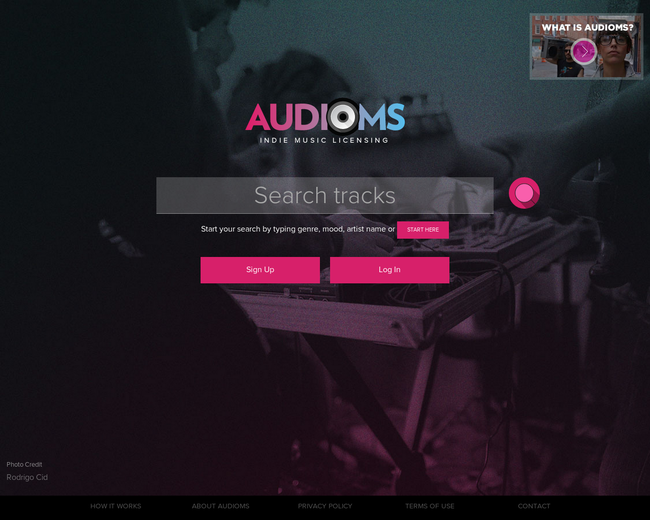 Audioms