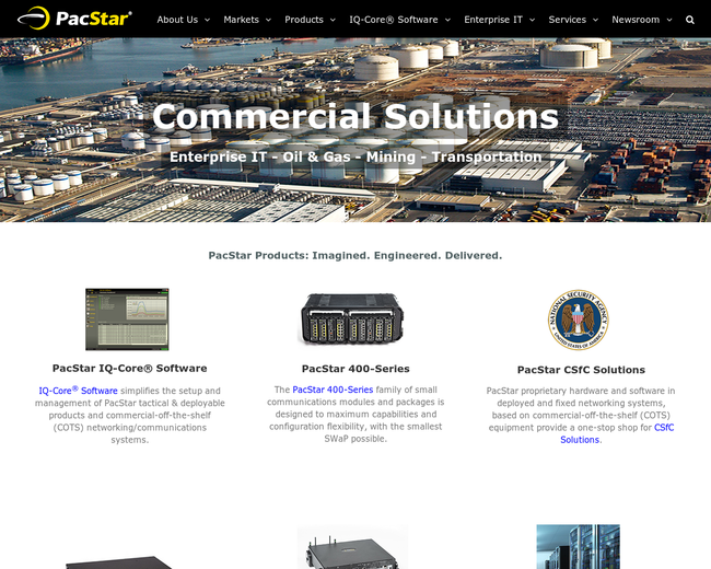 Pacific Star Communications