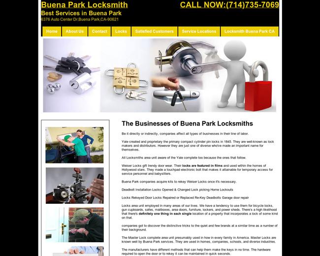 Buena Park Locksmith