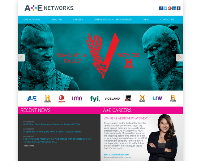 A&E Television Networks