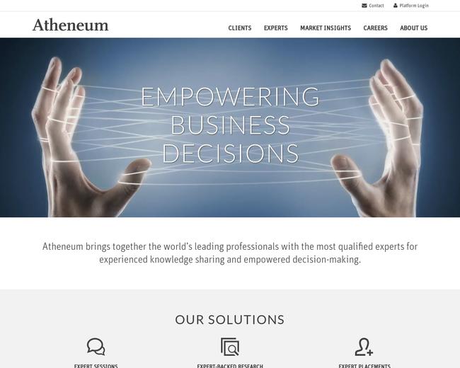Atheneum Partners