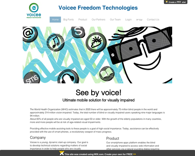 Voicee Freedom Technologies