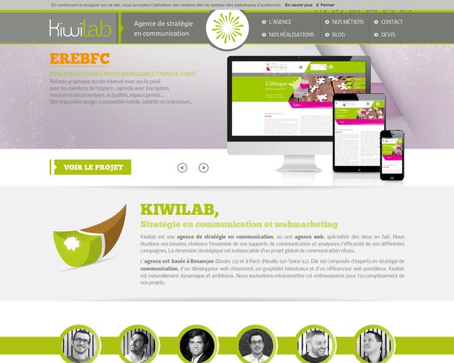 Agence Web Kiwilab