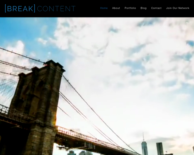 Break Content