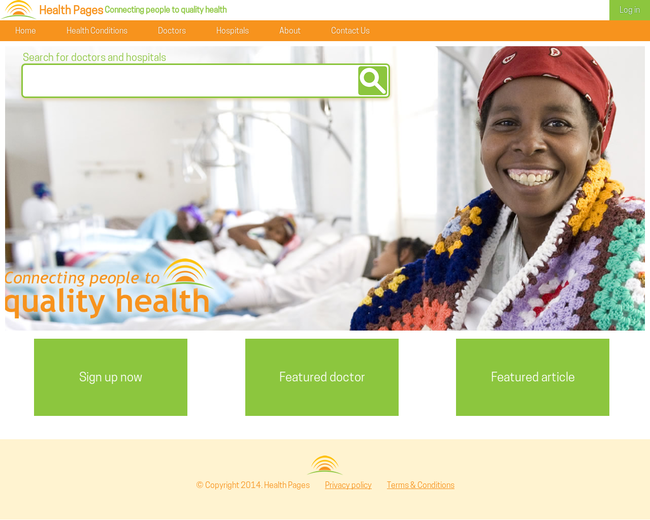 Abuja Health Pages