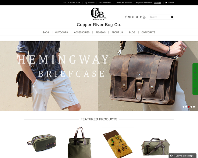 Copper River Bag Co