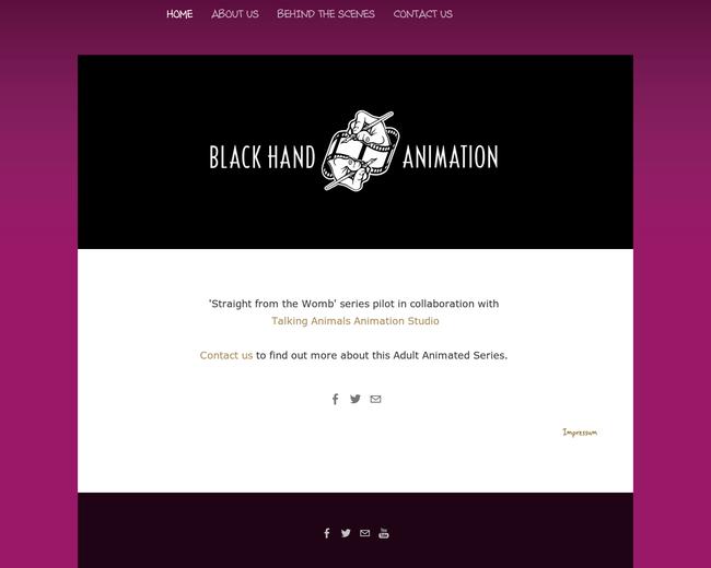 Black Hand Animtion
