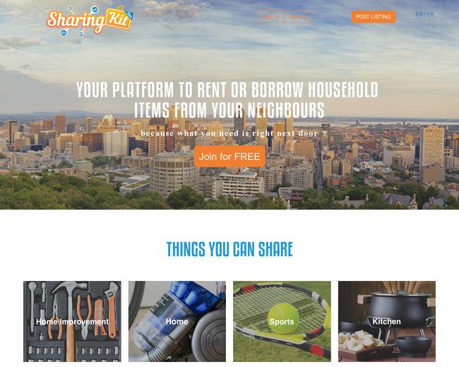 SharingKit