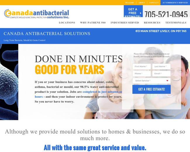 Canada Antibacterial Solutions
