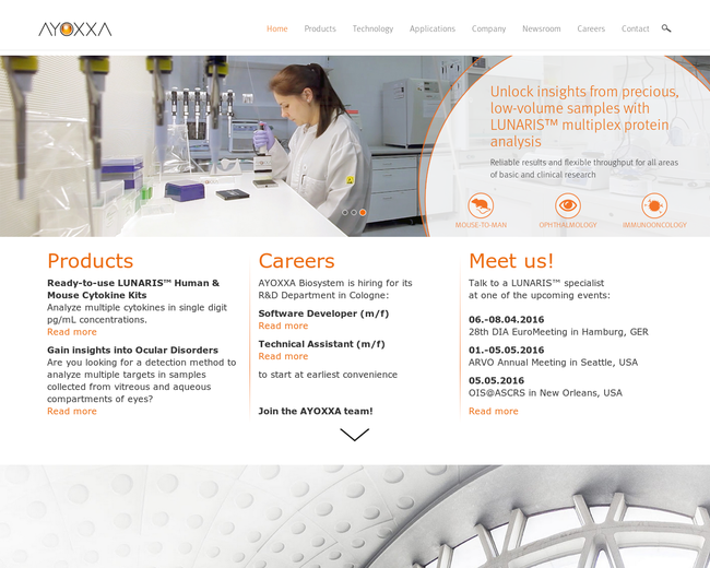 AYOXXA Biosystems