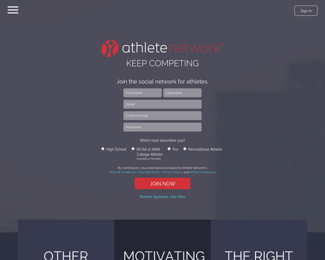 AthleteNetwork