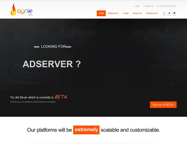 Agnie Media Software
