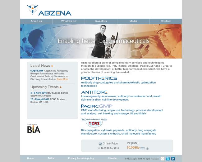 Abzena
