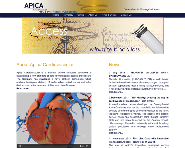 Apica Cardiovascular