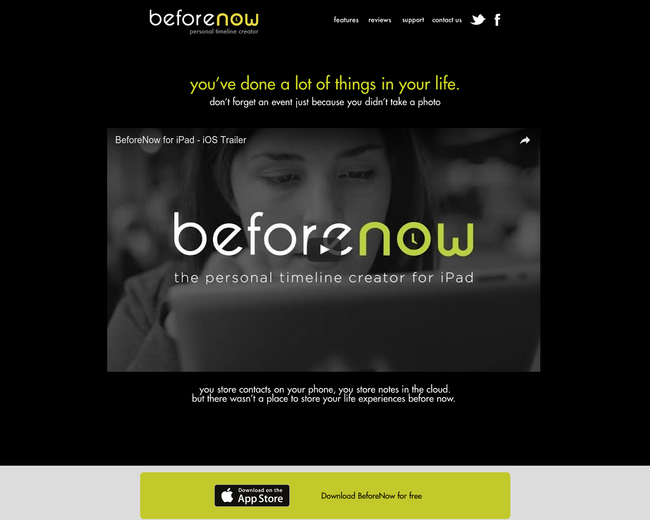 BeforeNow