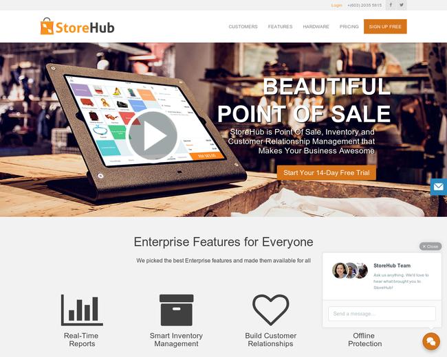 StoreHub