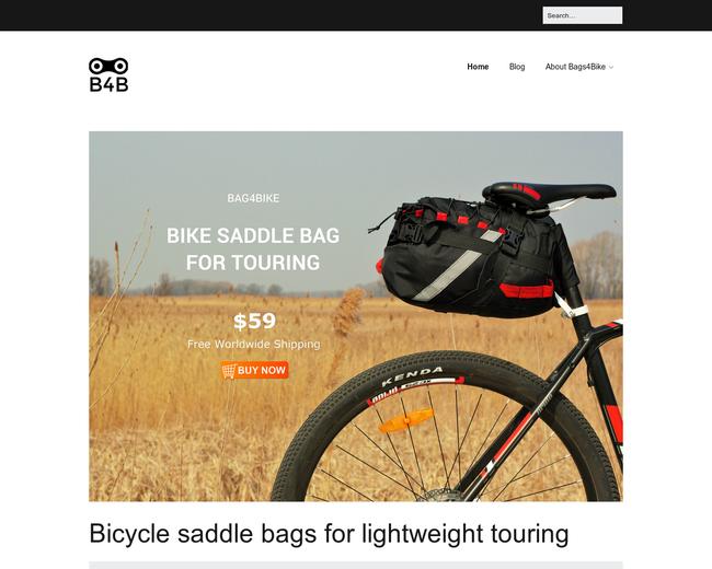 Bag4Bike