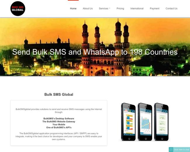 BulkSMS Global