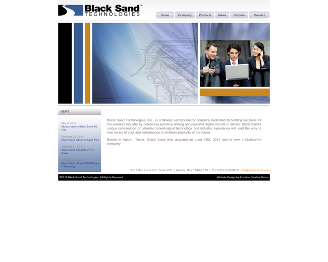 Black Sand Technologies